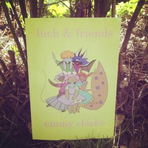luch & friends by emmy clarke